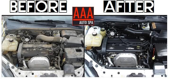 engine detailing aaa auto spa toronto